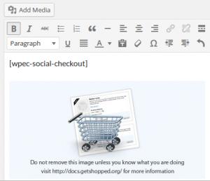 wpec-social-shortcode