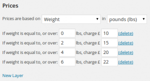 weight-settings