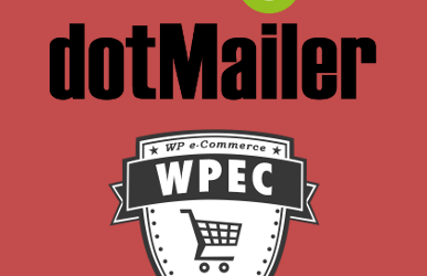 dotMailer WP e-Commerce
