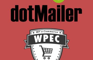 dotMailer WP e-Commerce